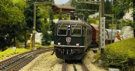 An Und Verkauf Von Modelleisenbahn Und Modellbahn