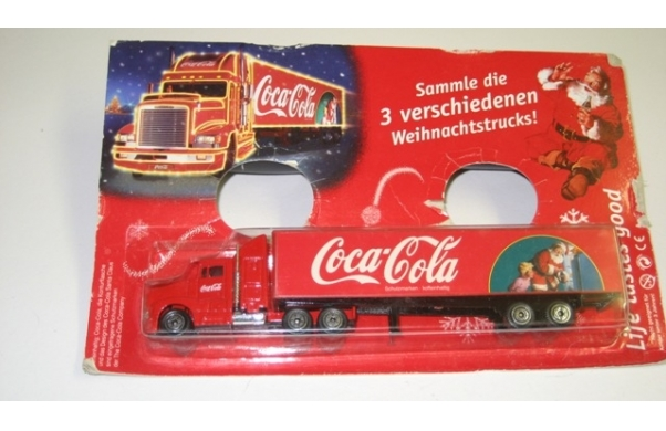 1 x coca cola weihnachtstruck weihnachtstruck cola coca. Black Bedroom Furniture Sets. Home Design Ideas